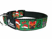 Pre zvieratká - Obojok Christmas - 8959765_