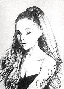 Kresby - Ariana Grande - 8960438_