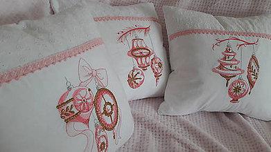 Úžitkový textil - Chic Shabby vianoce - 8961760_