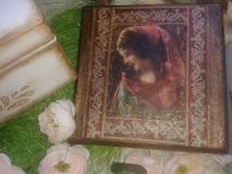 Krabičky - Šperkovnica - Romantická dáma - 7000631_