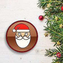 Dekorácie - Vianočná grafická čokoláda - 8962344_