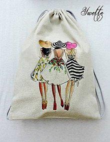 Veľké tašky - YWETTE: dievčatá - 8962785_