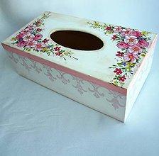 Krabičky - Servítkovník - 8965282_