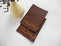 Úžitkový textil - Peruánske (prestieranie) - 8964513_