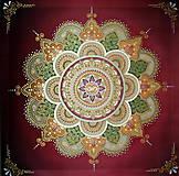 Mandala...Tam kde býva láska