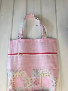 Nákupné tašky - Malinová - 8964944_