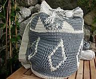 Batohy - Nórsky batoh s klopou - 8964625_