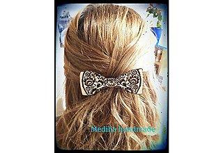 Ozdoby do vlasov - Spona do vlasov - 8965287_