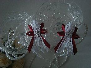 Pierka - Svadobné pierko pre hostí - 8964303_