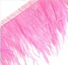 Suroviny - 62. Ružové vlásky- 10 cm - 8966998_