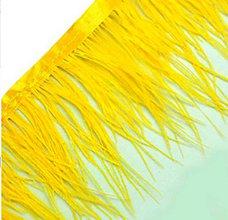 Polotovary - 60. Žlté vlásky- 10 cm - 8967013_