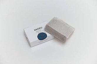 Drogéria - ZINDEO® soľné mydlo  (TMAVÉ soľné) - 8966949_