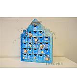 - Adventný kalendár na poskladanie SMALL TENEMENT HOUSE - 8966644_