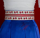 Opasky - Folk opasok s makmi - 8966800_