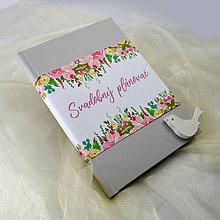 Papiernictvo - Svadobný plánovač - 8965993_