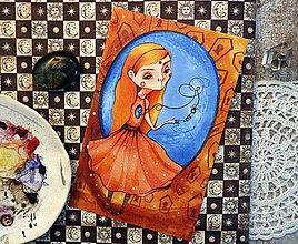 Grafika - Lujza kľúčiková - 8967984_