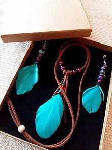 Sady šperkov - Lazuritový set - 8968509_