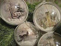 Dekorácie - Vianočné ozdoby - 8969404_