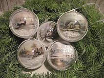Dekorácie - Vianočné ozdoby - 8969410_
