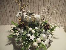 Dekorácie - Vianočná dekorácia - 8969600_
