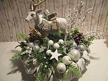 Dekorácie - Vianočná dekorácia - 8969612_