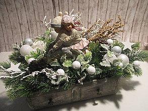 Dekorácie - Vianočná dekorácia - 8969585_