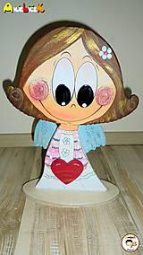 Anjelik - na stojane