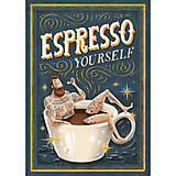 Grafika - Art-Print Espresso Yourself A3 - 8968787_