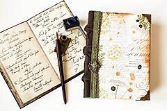 Papiernictvo - Herbarium Diary - 8968167_