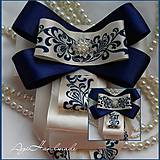 brošňa ,, ribbon brooch ,,