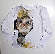 Detské oblečenie - Cica-mica - 8972352_