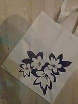 Nákupné tašky - Maľovaná taška - 8971751_