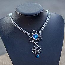 Náhrdelníky - Stefanie - Swarovski náhrdelník - 8973848_