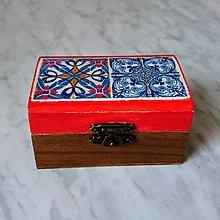 Krabičky - Krabička