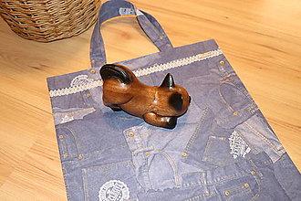Nákupné tašky - Nákupná Eko taška - 8972940_
