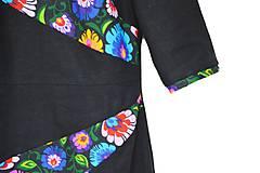 Šaty - Dámske šaty FOLK - teraz za 37,50 € - 8973257_