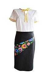 Sukne - Dámska sukňa FOLK - teraz za 24 € - 8973381_