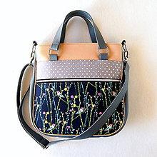 Veľké tašky - Big Sandy - Dots and birds III. - 8975528_