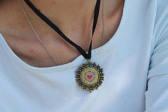 Iné šperky - Prívesok Mandala - 8975323_