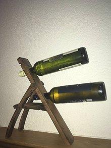 Nábytok - Stoján na víno - 8974916_