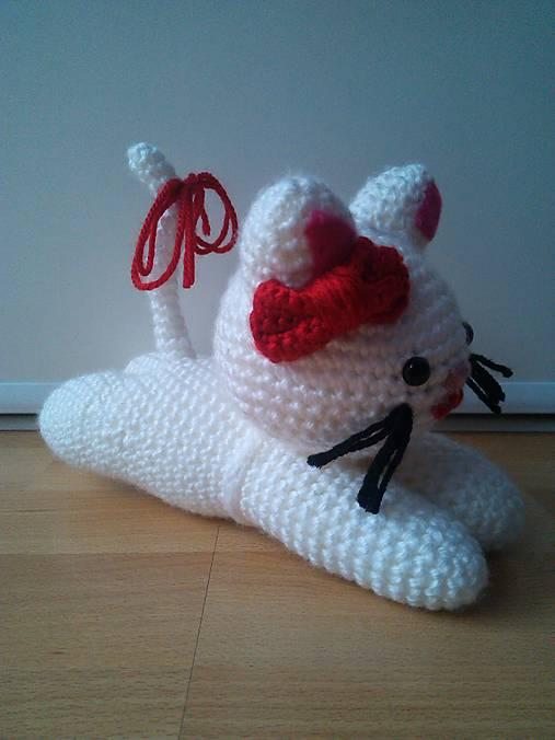 Tesné BLK mačička