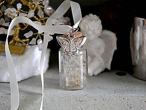 Dekorácie - Výpredaj!!!_Vintage Vianoce, ozdoby 1ks - 8974060_