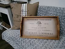 Nádoby - Tácka Maison Clement - 8976375_
