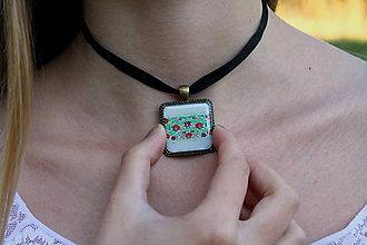 Iné šperky - Prívesok Ľudovka - 8977965_
