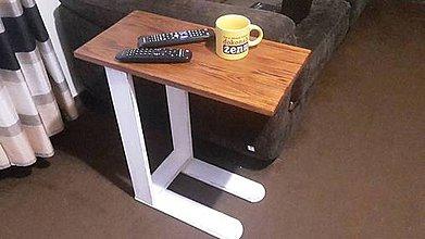 Nábytok - Príručný konferenčný stolík Pohoda & Relax - 8976544_