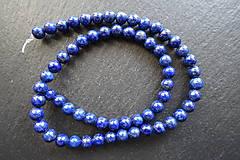 Minerály - Lapis Lazuli A 6mm - 8976573_
