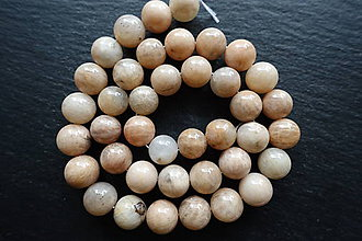 Minerály - Slnečný kameň II 10mm - 8977351_
