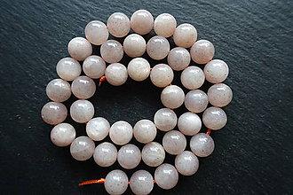 Minerály - Slnečný kameň IV 10mm - 8977423_