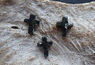 Minerály - Labradorit krížik - 8977878_