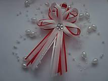 Pierka - Svadobné pierko pre rodičov - 8975759_